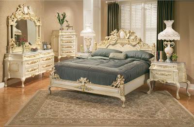Decorar el dormitorio con estilo cl sico habitaciones de for Chambre a coucher istikbal