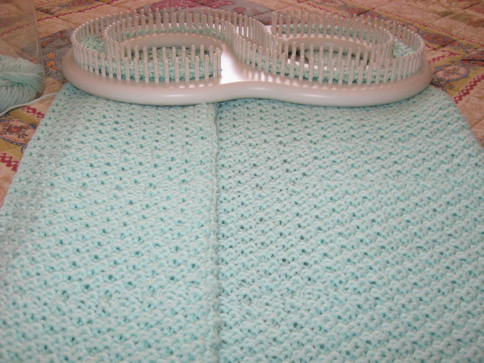Vegasgal S Loom Newborn Baby Blanket