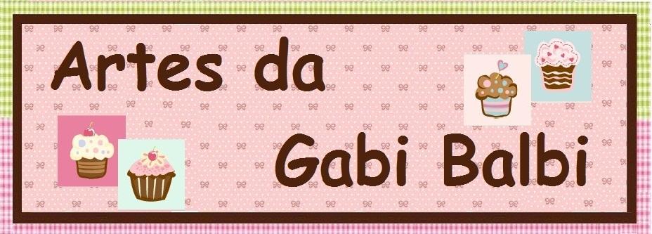 Artes da Gabi Balbi