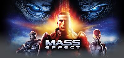 Mass Effect Cover Art Sheperd Garrus Ashley