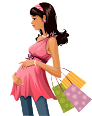 Lindas Dolls Esperando Babys em Png e Gifs