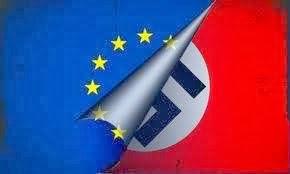"""Λέμε ΟΧΙ στη ναζιστική ευρώπη των τραπεζιτών... των """"αγορών"""" και του ευρώ τους!"""