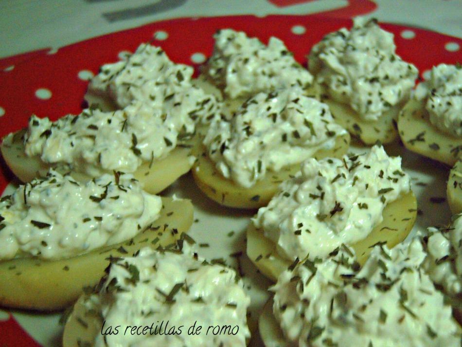 """""""patatitas al roquefort"""""""