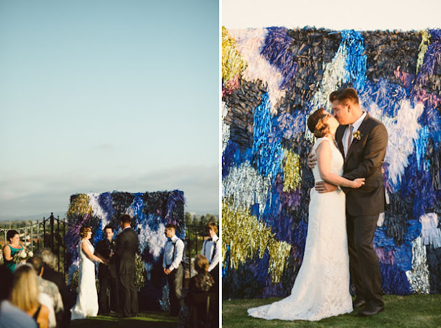 At Last Wedding Event Design Crafty Ceremony Backdrops