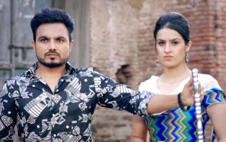 Karfu Song Lyrics - Harpreet Dhillon | Latest Punjabi Song 2016