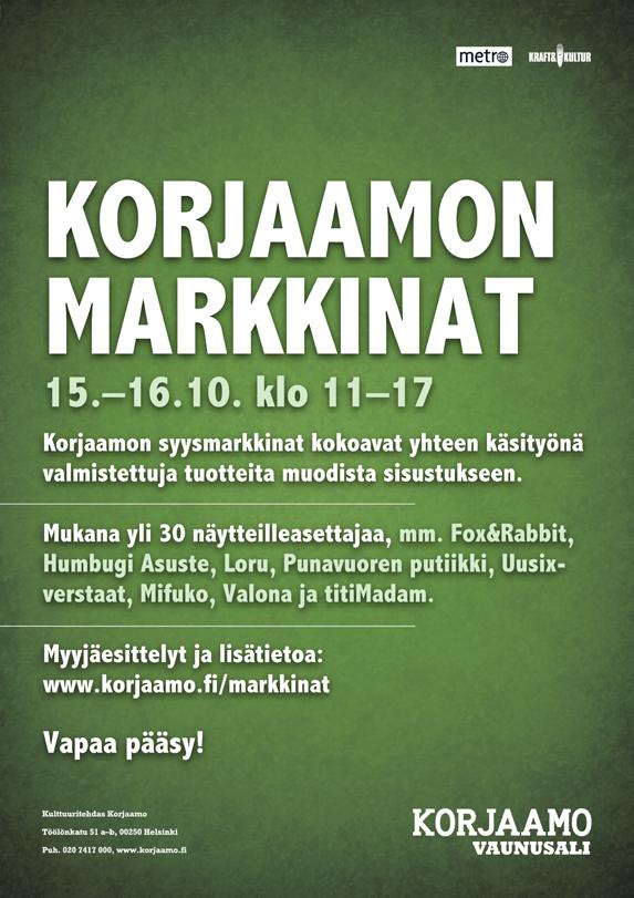 MIFUKO KORJAAMON MARKKINOILLA 1a6535bed1