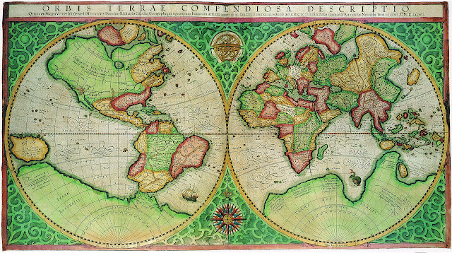 http://1.bp.blogspot.com/-W8_PumANP8Q/T28sdduir5I/AAAAAAAAAtA/w58hdOmHSew/s1600/Hand-colored-worldmap-circa1590-1620-long+goodbye.png