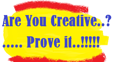 36 ciri anak (siswa) kreatif