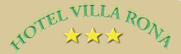 Hotel a Forte dei Marmi in Versilia, albergo Villa Rona