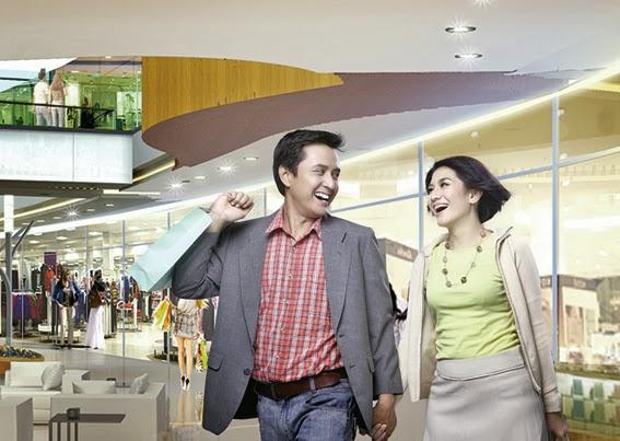 Bintaro Jaya Xchange Mall di Jakarta