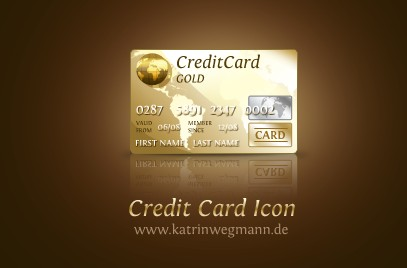 Credit business card the most beautiful credit card for Most beautiful business cards