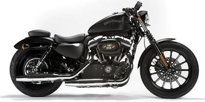 Harley Davidson Sportster Iron 838