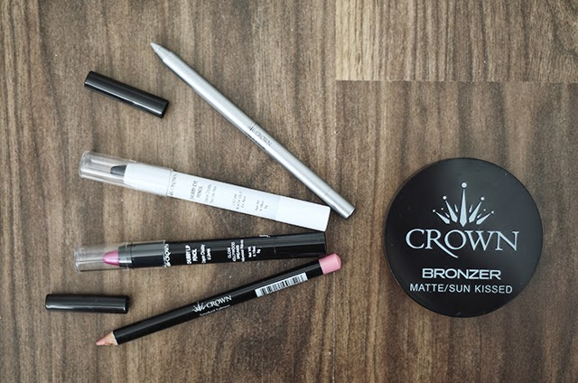 crown make-up thoughts