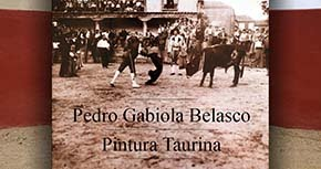 Pintura Taurina de Pedro Gabiola