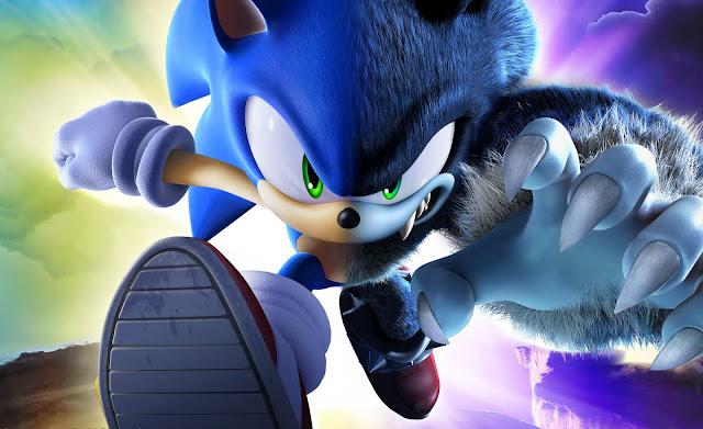 sonic the hedgehog sega game