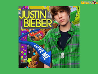 Green wallpapers of Justin bieber