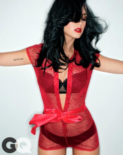 Katy Perry portada de GQ Magazine