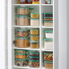 DIY Pantry Storage Containers