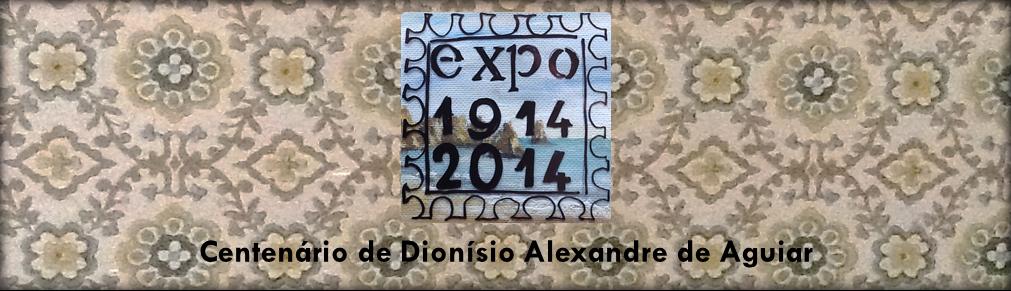 João do Rio: Centenário de Dionísio Alexandre de Aguiar