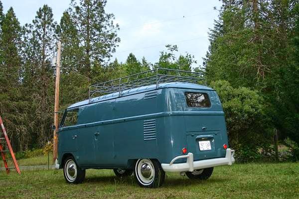 1959 VW T1 Double Door Panel   Auto Restorationice