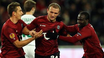 Hannover 3 - 1 Vorskla Poltava (2)