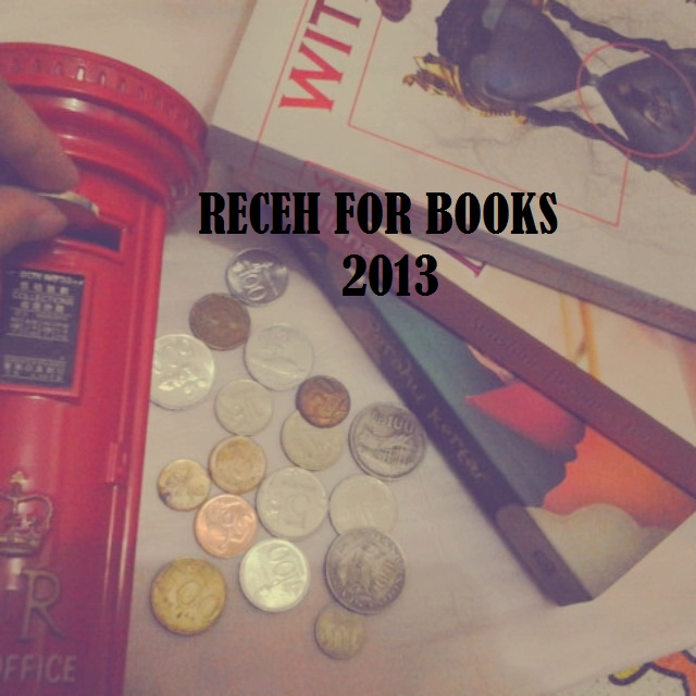 Receh For Books 2013