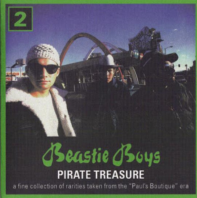 Beastie Boys ‎– Pirate Treasure Chapter 2 (CD) (1999) (320 kbps)