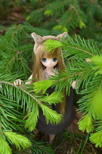 こもれび森のどうぶつたち♪りすさん