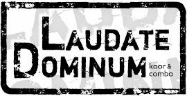 Kom zingen bij Laudate Dominum!