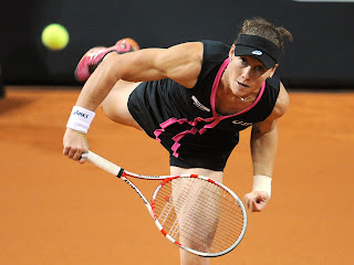 Sam Stosur: A Fitness Icon