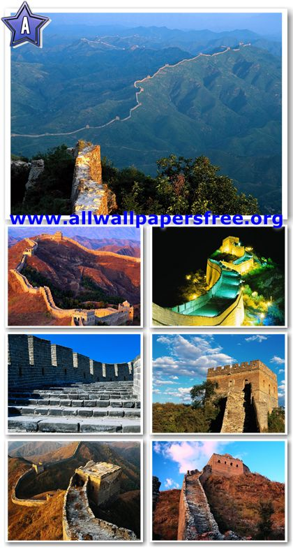 20 Great Wall of China HD Wallpapers 1280 X 1024