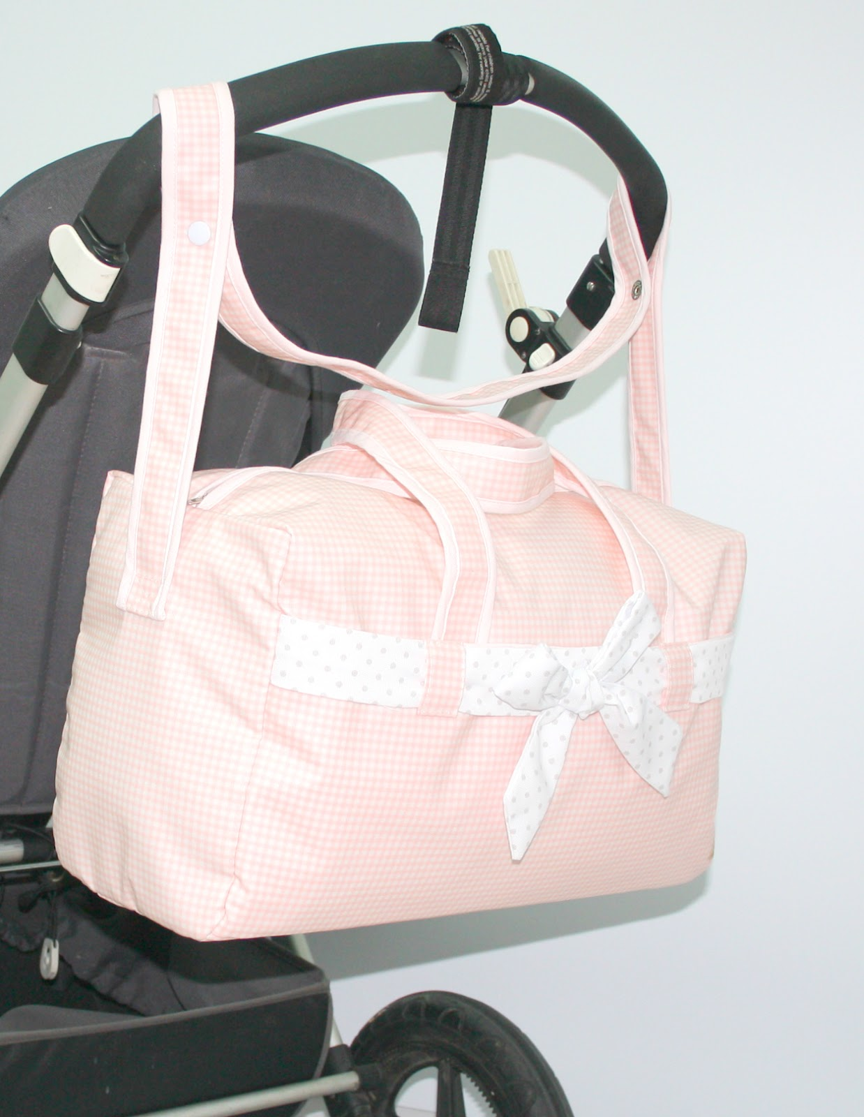 maclaren maternity bag
