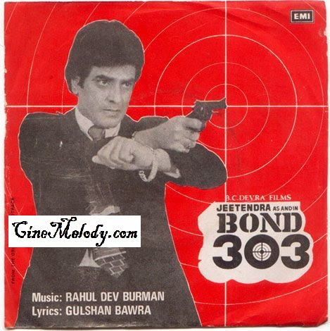 Bond 303 Hindi Mp3 Songs Free  Download  1985