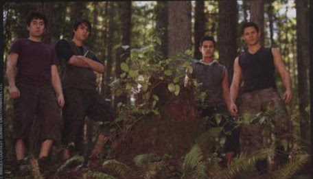 Twilight Pack Twilight Quileute History