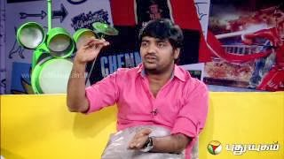 Kelvi Paathi Kindal Paathi – With Actor Sathish   – Puthuyugam Tv Program 07-01-2014