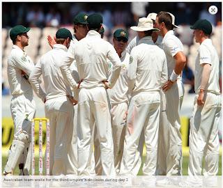 Australian-team-India-v-Australia-2nd-Test