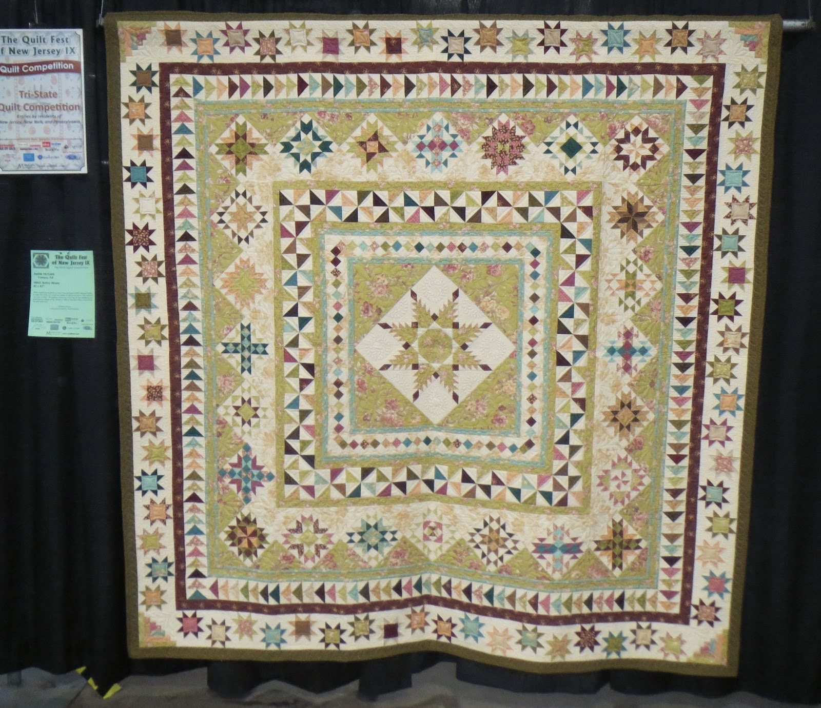 Quilting on Main Street: The Quilt Fest of New Jersey