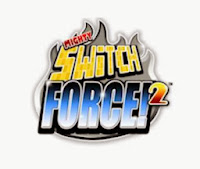mighty switch force 2 logo Mighty Switch Force! 2 (Wii U)   Siliconera Review