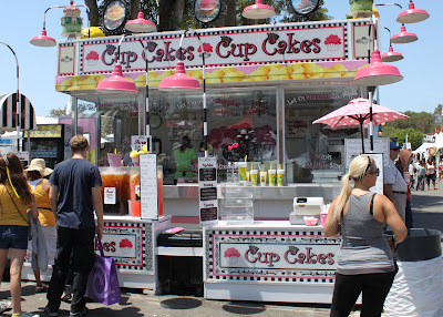 OC Fair Cup Cakes