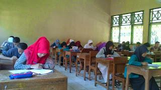 Serentak di Tiga Tempat, 1167 Pelajar Ikuti Try Out SIMAK UI