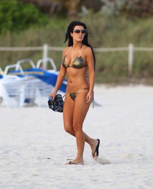 Kim Kardashian Hot Pics