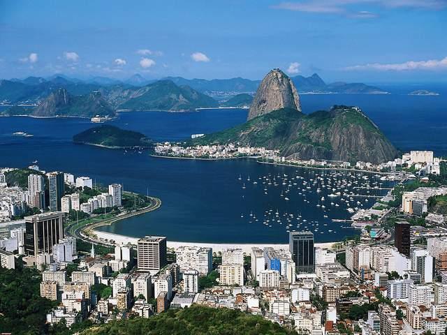Rio de Janeiro - valorização imobiliária de 165% desde janeiro de 2008