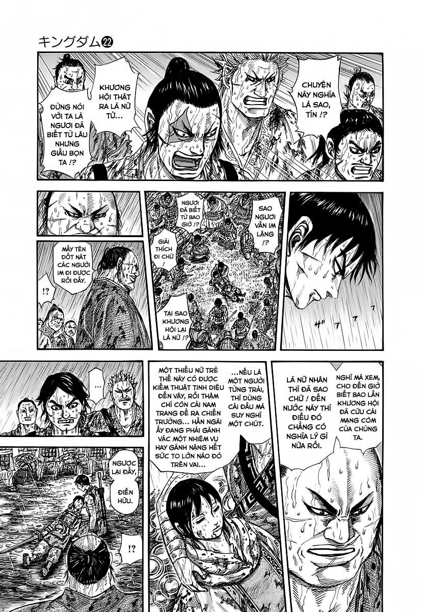 Kingdom - Vương Giả Thiên Hạ Chapter 233 page 4 - IZTruyenTranh.com
