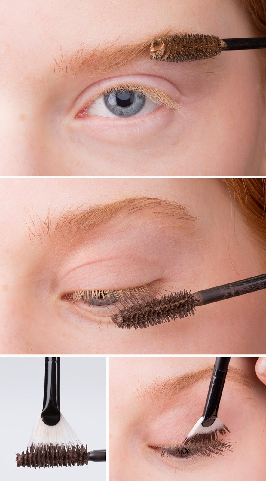 How to Do Your Brows and Mascara for Redheads