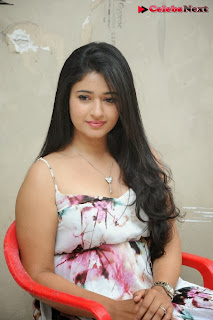 Actress Poonam Bajwa Pictures in Floral Dress at Gulf Andhra Music Awards 2013 Press Meet  0093.jpg