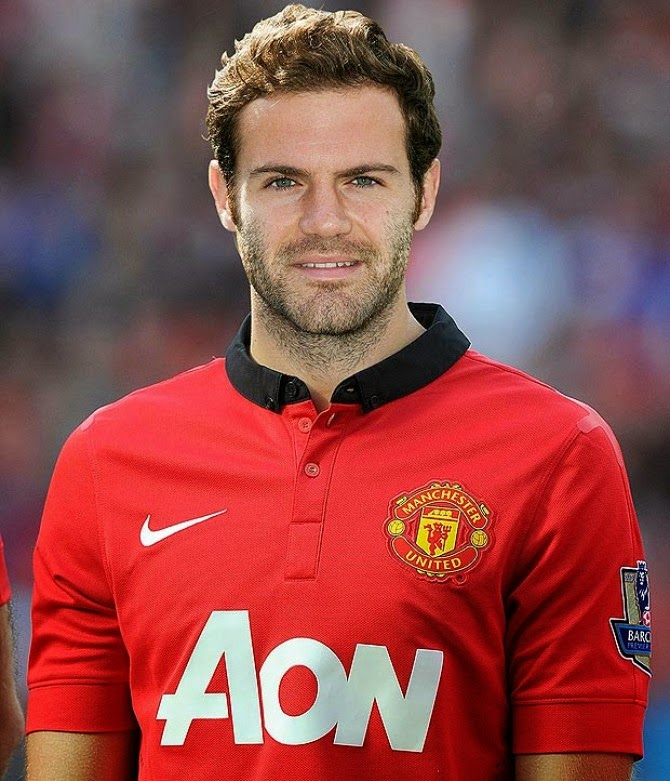 Juan Mata, Manchester United player