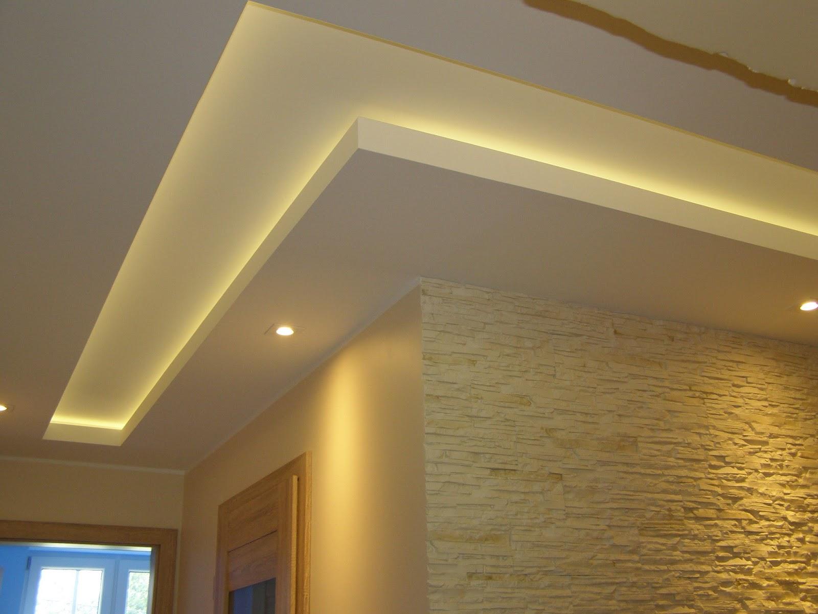 Ma y du y remont remonty gda sk sufit podwieszany for Sufit podwieszany w salonie