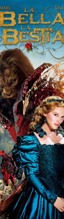 La bella y la bestia la película 2014