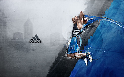 Dwight Howard Adidas