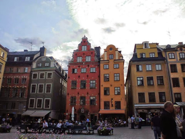 Plaza de Stortorget